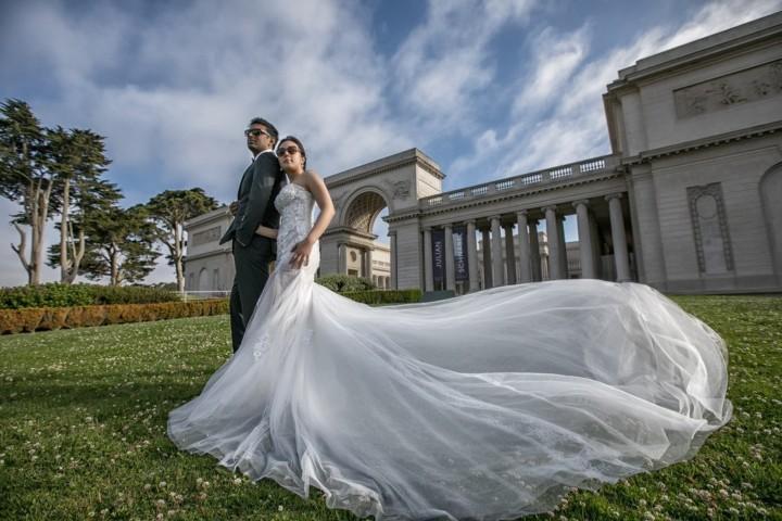舊金山婚紗攝影 SFC prewedding